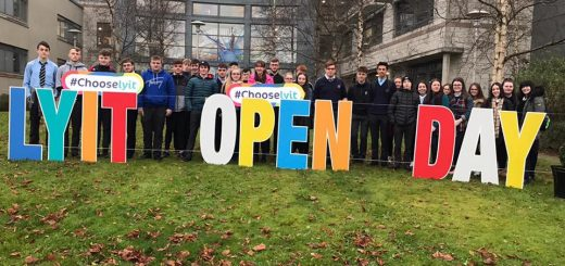 LYIT Open Day 1